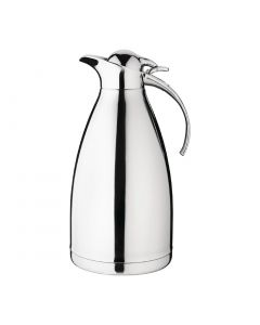 This is an image of a Vacuum Jug StSt Double Wall hinged lid - 2Ltr