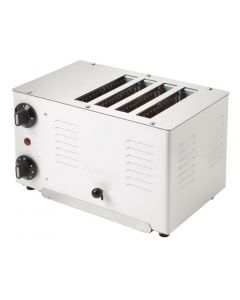 This is an image of a Rowlett Regent 4 Slice Toaster 4ATW-131