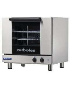 This is an image of a Blue Seal Turbofan Convection Oven with Bi-Directional Fan - 3 x 23 GN (Direct)