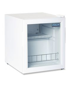This is an image of a Polar Countertop Display Fridge 46 Ltr