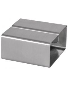 This is an image of a Square Menu Holder StSt