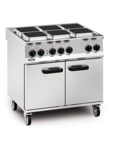 This is an image of a Lincat Opus 800 Electric Oven Range OE8008