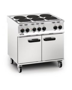 This is an image of a Lincat Opus 800 Electric Oven Range OE8016