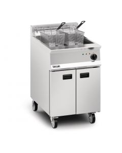 This is an image of a Lincat Opus 800 Electric Fryer OE8108