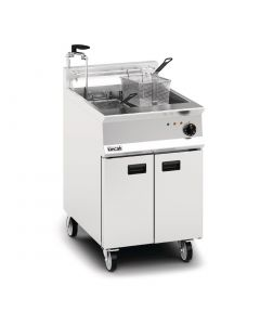 This is an image of a Lincat Opus 800 Electric Fryer OE8108OP
