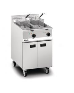This is an image of a Lincat Opus 800 Electric Fryer OE8113