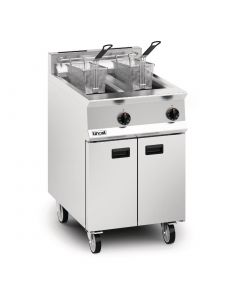 This is an image of a Lincat Opus 800 Natural Gas Fryer OG8111N