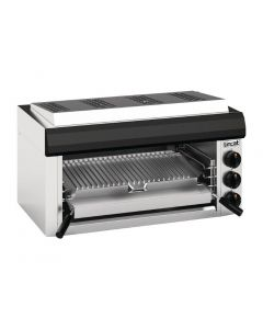 This is an image of a Lincat Opus 800 Natural Gas Salamander Grill OG8302N