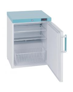 This is an image of a Lec Medical 1 Door 82Ltr Countertop Pharmacy Fridge PE207C
