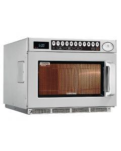This is an image of a Samsung 1500W Microwave Oven CM1529XEU