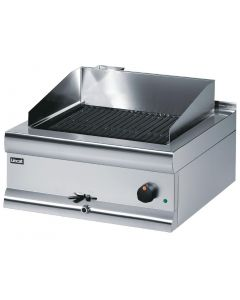 This is an image of a Lincat Silverlink 600 Electric Chargrill - 8kW (Direct)