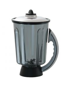 This is an image of a Santos 4Ltr Polycarbonate Bowl for 37A Blender