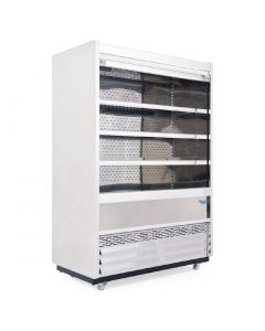 This is an image of a Williams Gem 1510mm Slimline Multideck Stainless Steel with Security Shutter R150-SCS