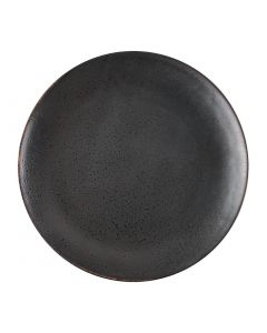 """This is an image of a Olympia Fusion Round Coupe Plate - 270mm 106"""" (Box 4)"""