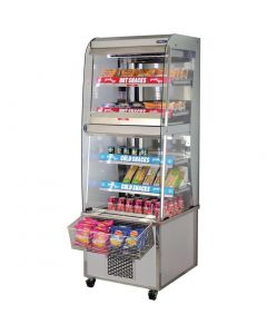 This is an image of a Moffat Hot and Cold Food Multideck Merchandiser MHC1