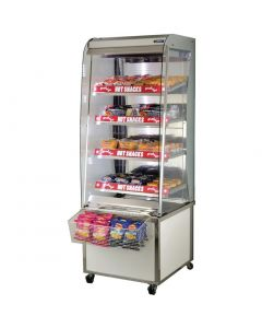 This is an image of a Moffat Hot Food Display Multideck Merchandiser MH1