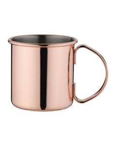 This is an image of a Olympia Copper Barware Mug - 500ml