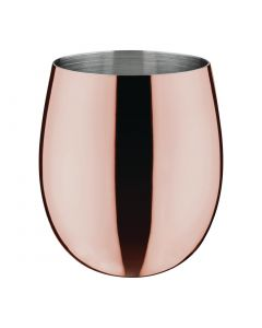 This is an image of a Olympia Copper Barware Cup - 340ml 12oz