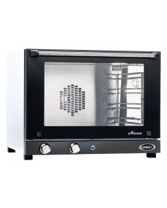 This is an image of a Unox LINEMICRO Anna 4 grid Convection Oven XF023