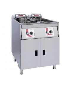 This is an image of a FriFri Super Easy Fryer (Free Standing) with filtration 622 2x15 (Direct)