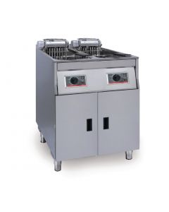 This is an image of a FriFri Basic+ Fryer (Free Standing) 622 2x114 (Direct)