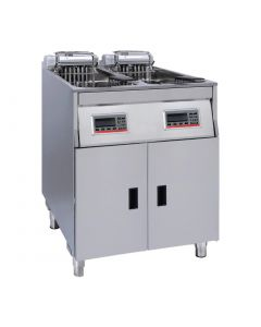 This is an image of a FriFri Vision Fryer (Free Standing) 622 2x114 (Direct)