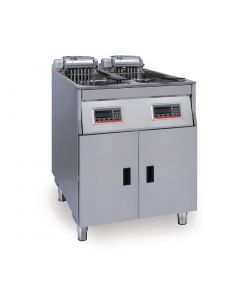 This is an image of a FriFri Vision Fryer (Free Standing) 622 2x15 (Direct)
