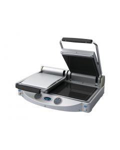 This is an image of a Unox SpidoCook Digital Double Contact Grill XP020E