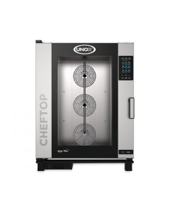 This is an image of a Unox Cheftop MIND Maps Plus Combi Oven 10xGN 21 with Commissioning