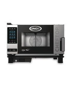 This is an image of a Unox Cheftop MIND Maps Plus Combi Oven 3xGN 11 with Commissioning