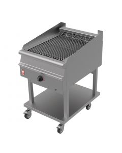 This is an image of a Falcon Dominator Plus Electric Chargrill on Mobile Stand E3625
