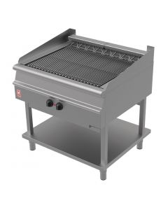 This is an image of a Falcon Dominator Plus Electric Chargrill on Fixed Stand E3925