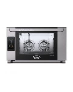 This is an image of a Unox Bakerlux SHOP Pro Rossella Touch 4 Grid  Convection Oven