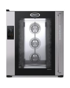 This is an image of a Unox BAKERLUX SHOP Pro Camilla Matic Elec Convection Oven TOUCH 10grid (Direct)