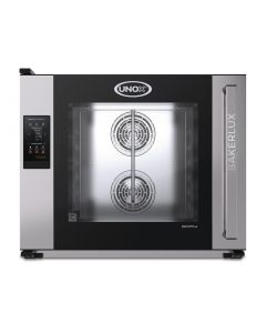 This is an image of a Unox BAKERLUX SHOP Pro Vittoria Matic Elec Convection Oven TOUCH 6 grid (Direct)