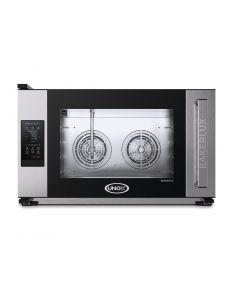 This is an image of a Unox Bakerlux SHOP Pro Rossella Matic Touch 4 Grid Convection Oven