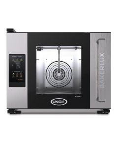 This is an image of a Unox Bakerlux SHOP Pro Arianna Matic Touch 4 Grid Convection Oven