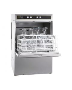 This is an image of a Hobart Ecomax Glasswasher G404 with Install