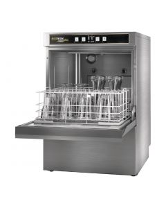 This is an image of a Hobart Ecomax Plus Glasswasher G503S Machine Only with Water Softener