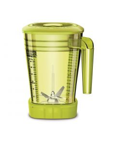 This is an image of a Waring Stacking MX Jar Yellow - 14Ltr with Lid for CB135