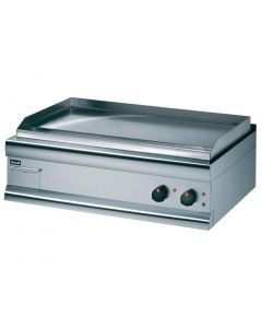 This is an image of a Lincat Silverlink 600 Machined Steel Dual zone Electric Griddle GS9