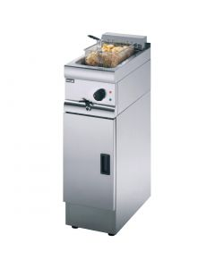 This is an image of a Lincat Silverlink 600 Free Standing Single Electric Fryer J9