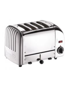 This is an image of a Dualit 4 Slice Vario Toaster Stainless 40352
