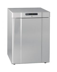 This is an image of a Gram Compact 1 Door 125Ltr Undercounter Freezer F210 RG 3N