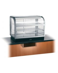 This is an image of a Lincat Seal Curved Front Refrig Back Serve - 755Hx1000Wx650D (Direct)