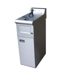 This is an image of a Falcon Pro-Lite Free Standing Single Electric Fryer LD46