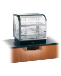 This is an image of a Lincat Seal Curved Front Refrig Back Serve - 755Hx750Wx650D (Direct)