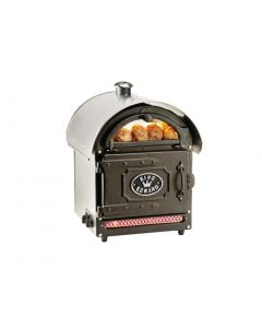 This is an image of a King Edward Potato Baker Small Stainless Steel PB1FV