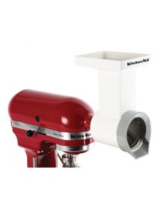 This is an image of a SlicerShredder (Cone) for Kitchenaid Mixers