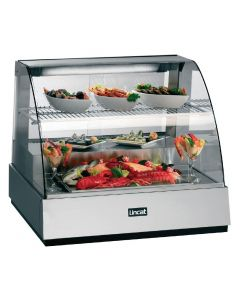 This is an image of a Lincat Refrigerated Food Display Showcase 785mm